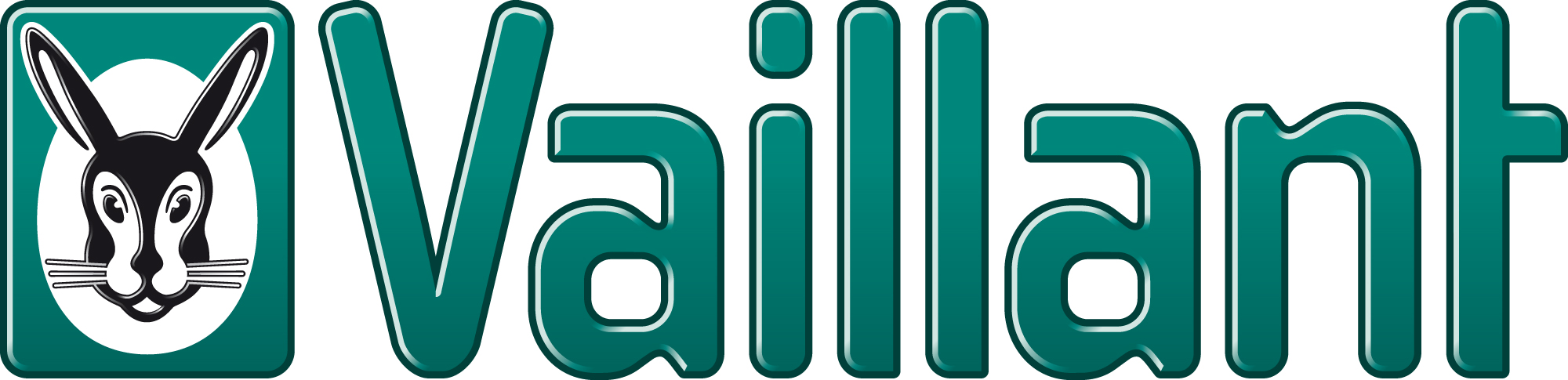 Vaillant Logo CMYK vierkleuren druk zoals brochures adverts etc